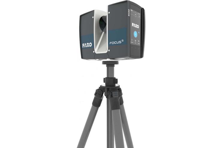 Лазерный сканер FARO FocusS Plus