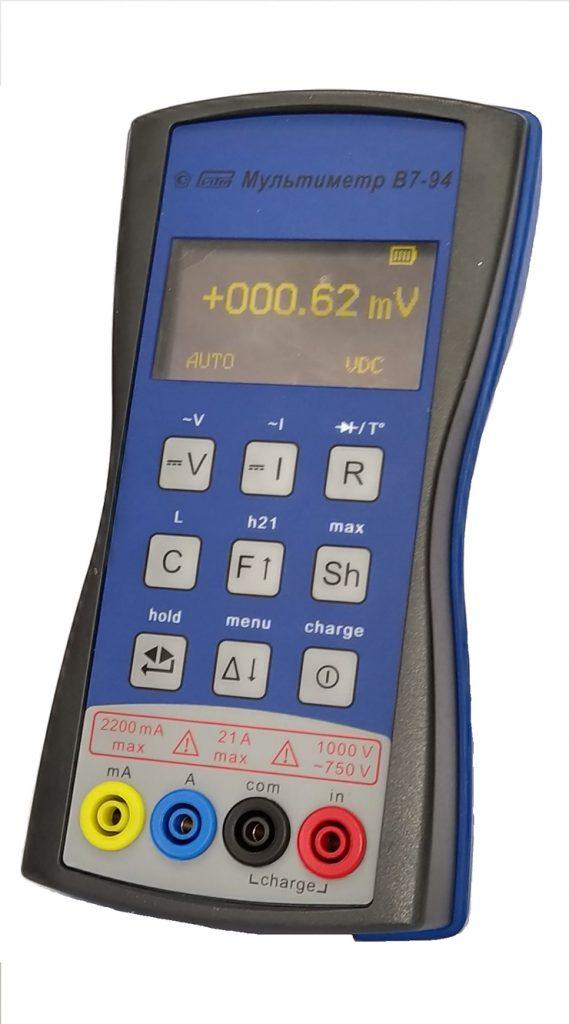 Измерительная аппаратура