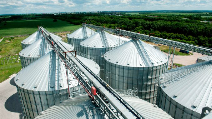 Зерноочистительно-сушильные комплексы