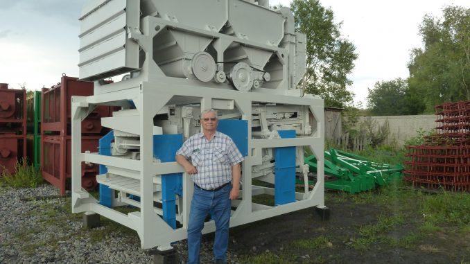 Новейшие технологии для очистки зерна